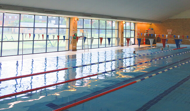 Ground floor tour the king 39 s school recreation centre Canterbury swimming pool opening hours